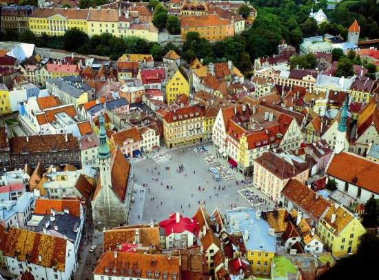 Tallinn Is The Capital City Of Estonia Places to visit in Tallinn