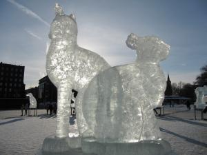 Ice Sculpting Tour Packages