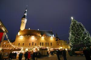 Christmas Tour In Tallinn